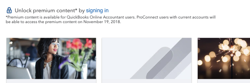 QuickBooks Online New Features and Improvements - November