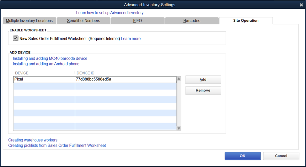 Mobile Barcode Scanning Now Available in QuickBooks Desktop