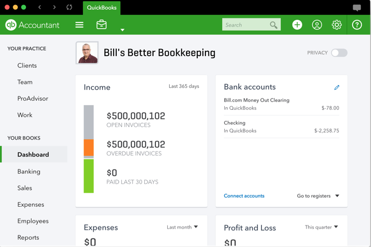 QuickBooks Online New Features and Improvements - August 2017