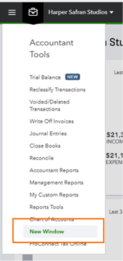 You Can do WHAT in QuickBooks? Multiple Windows