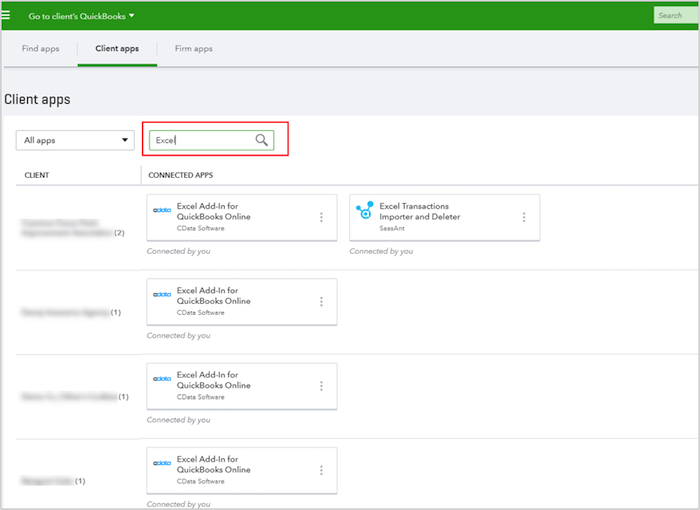 NEW! Client Apps Feature Inside QuickBooks Online Accountant