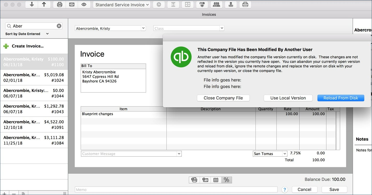 quickbooks for mac desktop