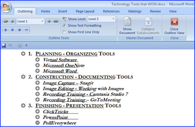 accounting bookkeeping technology tools that wow