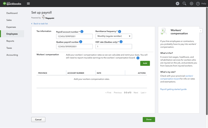 NEW! Improved Payroll Onboarding Experience Inside