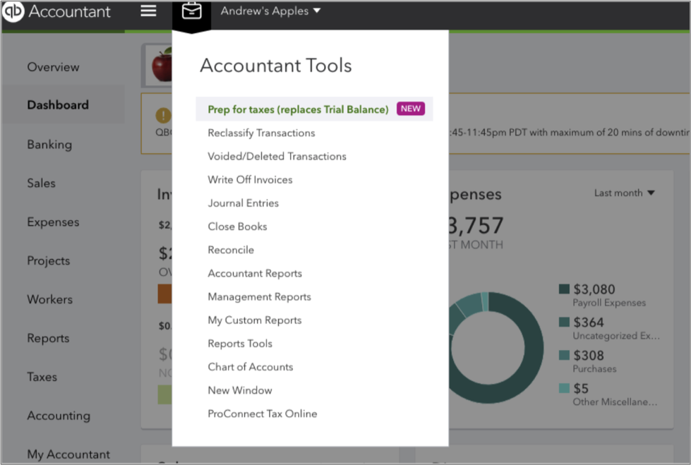 QuickBooks Online new features and improvements—July 2019